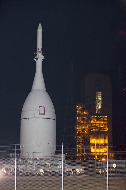 Orion EFT-1 100