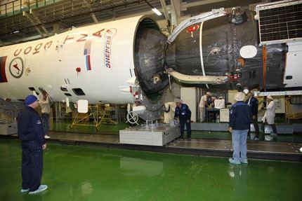 Sojuz TMA-15M