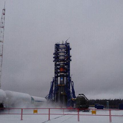 Soyuz glonass