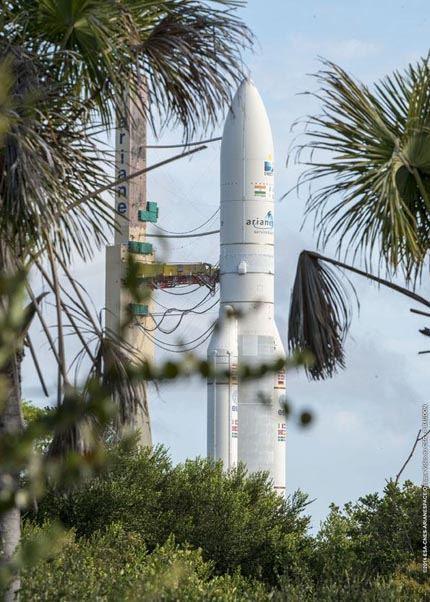 Ariane-5ECA VA221 02