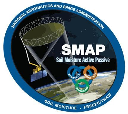 NASA SMAP Mission Patch