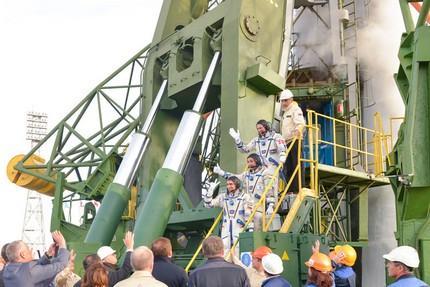 Soyuz TMA-18M 90