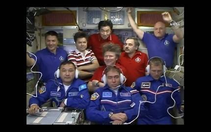 Soyuz TMA-18M 98