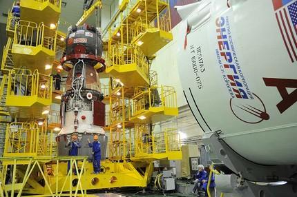 Soyuz TMA-19M 29