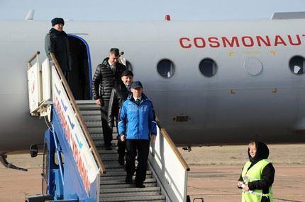 Soyuz TMA20M 22