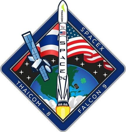 Falcon9_Thaicom-8 7