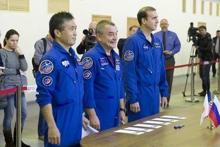 Soyuz TMA-11 08