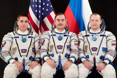 ISS crew35
