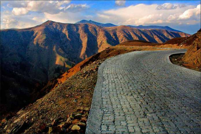 Gurez Valley Razdan Pass Pakistan