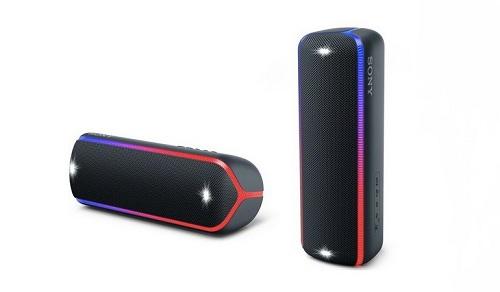 Sony-SRS-XB22 waterproof speaker Bluetooth speaker