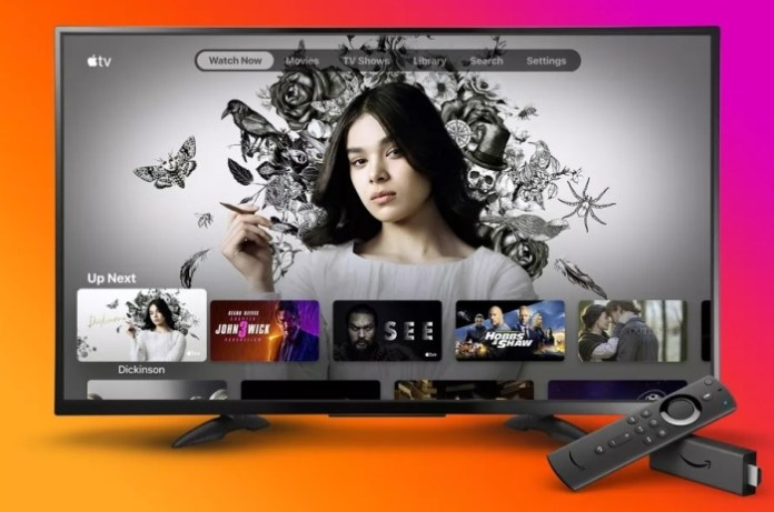 Apple TV Added To Amazon Fire TV Devices