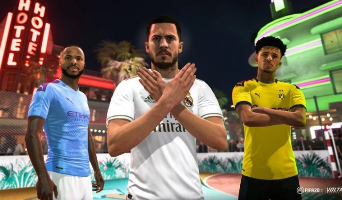 FIFA 20 Global Series Player Data