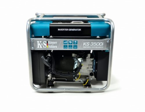 Inverters use gasoline generators economically