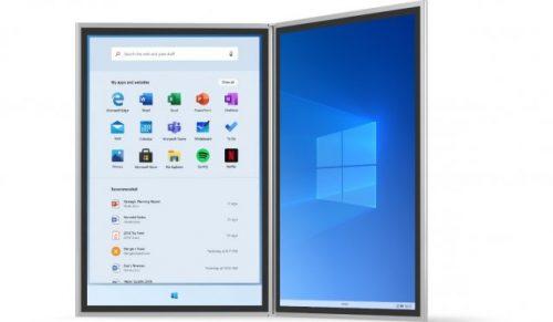 Windows 10X Laptops Tablets