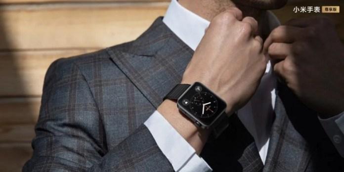Xiaomi Mi Watch Update Will Improve The Watch