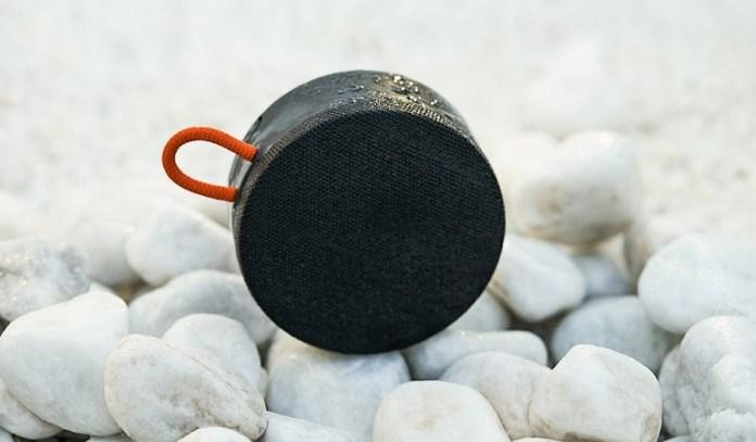 Mi Outdoor speaker Announced the compact version of the smart speaker