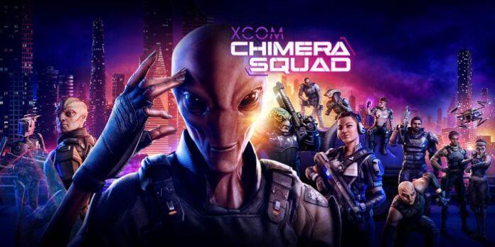 Chimera Squad Restore Peace and Order in XCOM