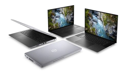 Dell New Laptops accidentally posted renderings