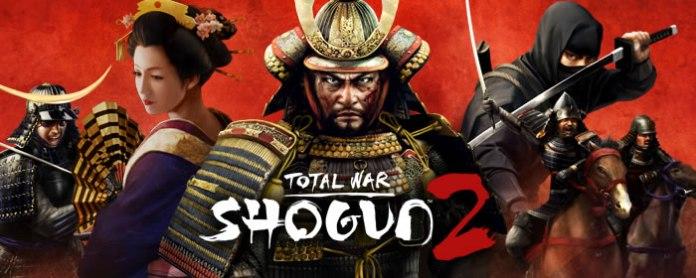 Total War Shogun 2 is free on Steam until May 1