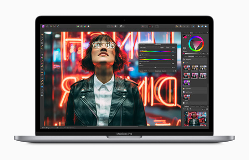 Apple introduced a new 13-inch laptop MacBook Pro