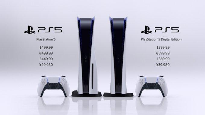 PlayStation 5 price
