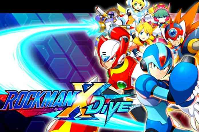 Mega Man X DiVE is coming to West, pre-registration phase has begun