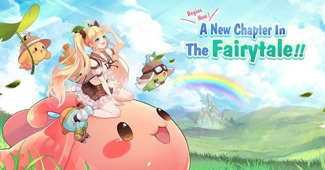 Sprite Fantasia enters pre-registration phase on Android and iOS