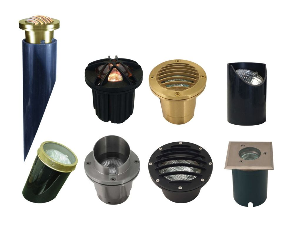medium resolution of well in ground light