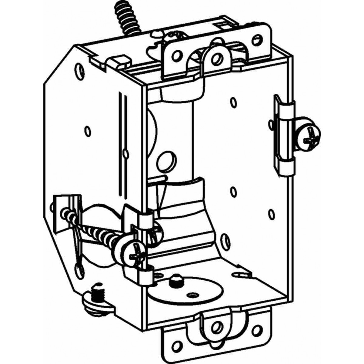 4 Gang Junction Box Dimensions, 4, Free Engine Image For