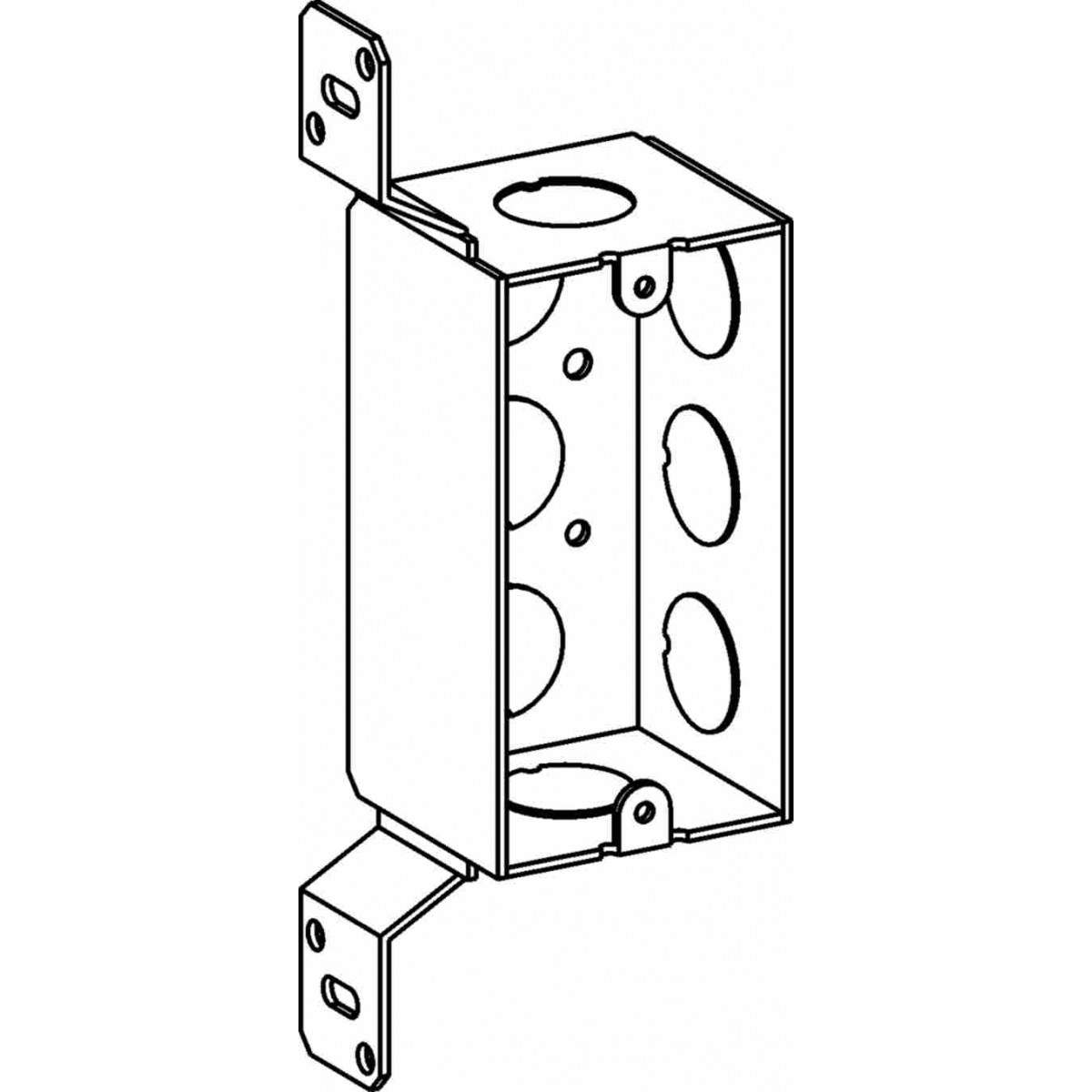 3 Gang Junction Box Dimensions, 3, Free Engine Image For