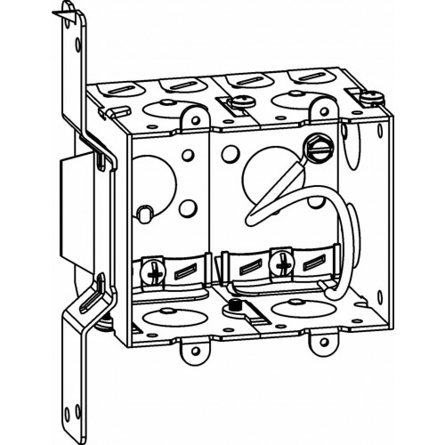 Ground Wire Support Clamp