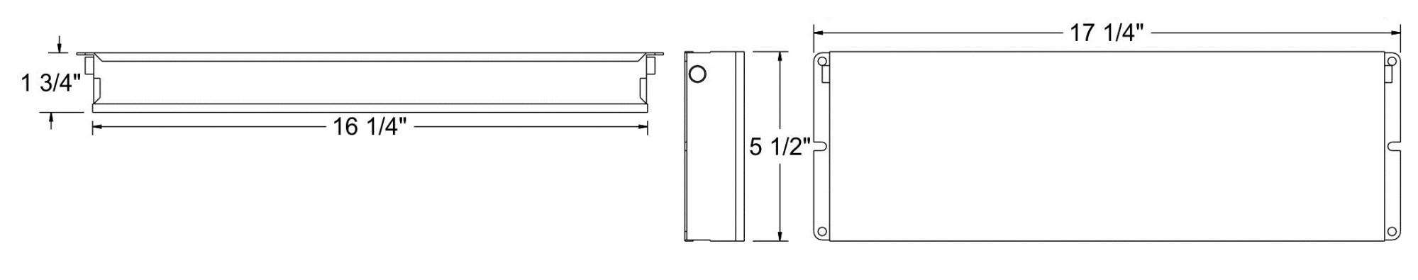 hight resolution of bal3000 emergency ballasts exit emergency lighting bal3000 em ballast wiring diagram