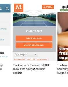 Website navigation best practices nav icons also design tips and warnings rh orbitmedia