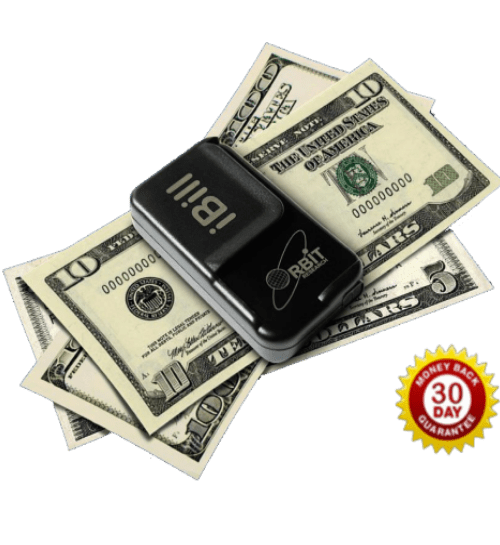 iBill – US Bank Note Reader – Orbit Research