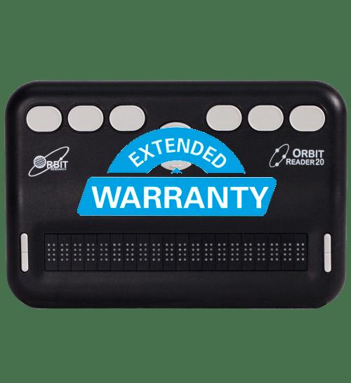 Extended Warranty for Orbit Reader 20 – Orbit Research