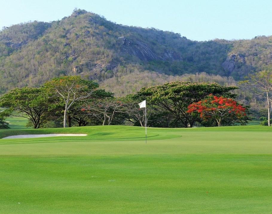 Black Mountain golf course 2
