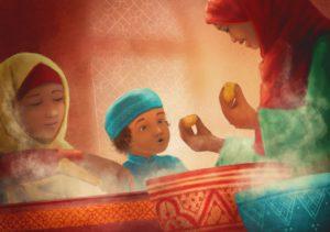 cover ramadankaart 2019