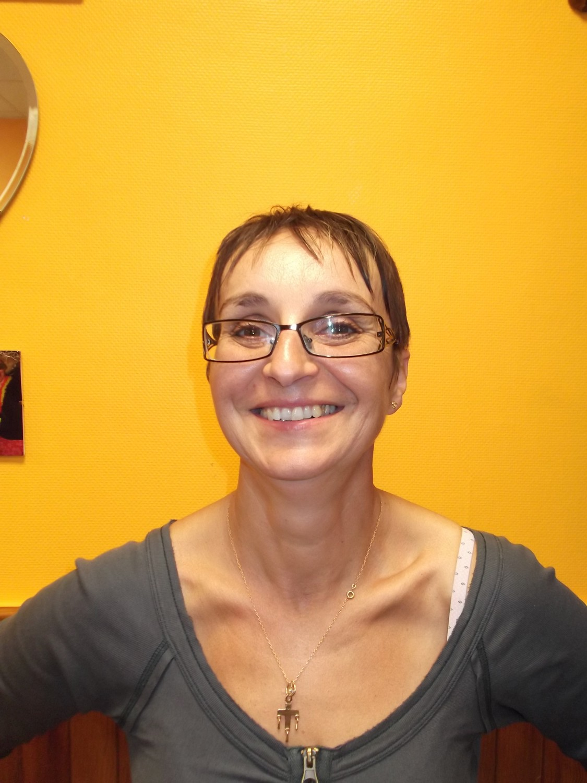 Elisabeth Serrager - bénévole