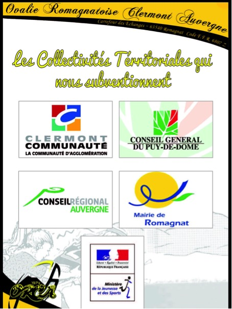 Nos partenaires institutionnels