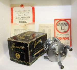 "Bronson ""Invader"" No.2600 Reel 2"