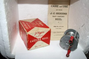 JC Higgins Reel Model No. 537.3103 by Bronson 1