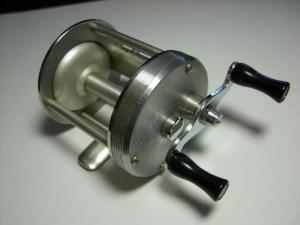 JC Higgins Reel Model No. 537.31011 Made by Bronson 2