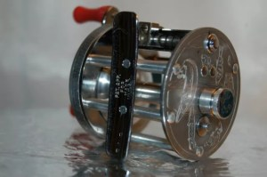 JC Higgins Reel Model No. 537.3103 by Bronson 5