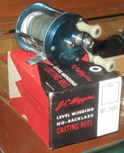 JC Higgins Reel No. 537.28080 by Bronson A