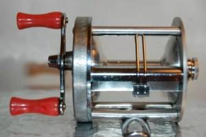JC Higgins Reel Model No. 537.3103 by Bronson 4