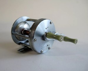J.C. Higgins Reel Model 46 and Model 46-A by Bronson C