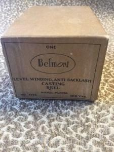Bronson Belmont Reel