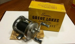 Bronson Great Lakes Reel 3129200 E