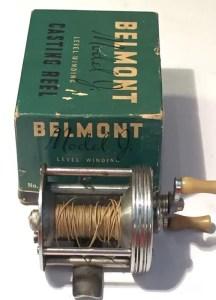 Bronson Belmont Model J Reel