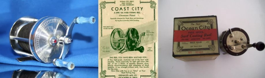Dating old ocean city fishing reel
